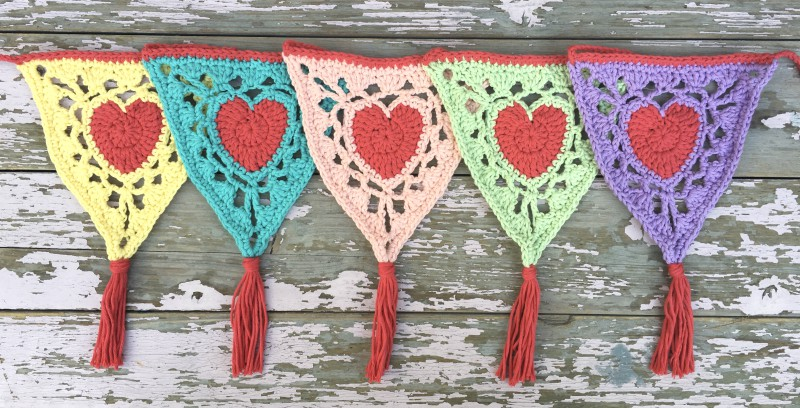 Crochet for Valentine's day
